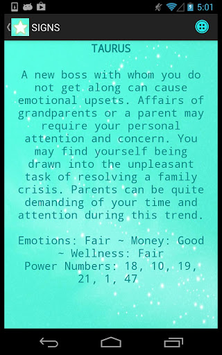 proastro-daily-horoscopes-2013 for android screenshot