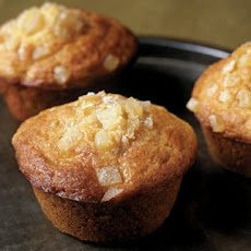 Pear-Ginger Muffins