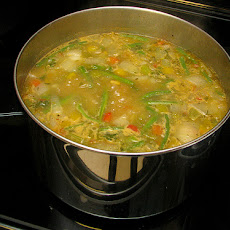 Herb Vegetable Soup