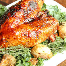 Rosemary Maple Glazed Turkey Breast