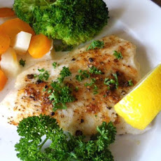 Mep's Easy, Tasty Tilapia