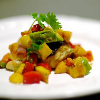 Mango Papaya Salsa Cilantro Recipes