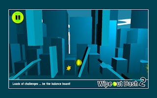 Screenshot of Wipeout Dash 2