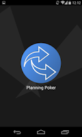 Screenshot of Planning Poker