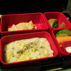 Lunch Box Chicken Chowder