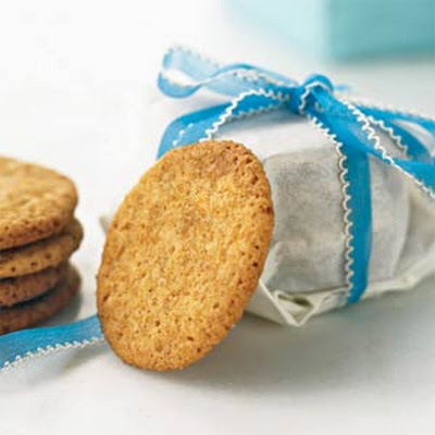 Cinnamon-Sugar Cookies