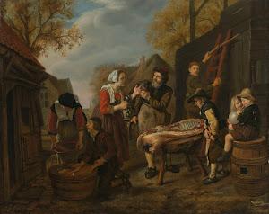 RIJKS: Jan Victors: painting 1648