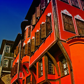 Old Plovdiv by Europa Films - City,  Street & Park  Historic Districts
