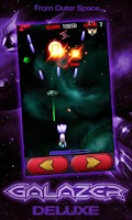 Screenshot of Galazer Deluxe