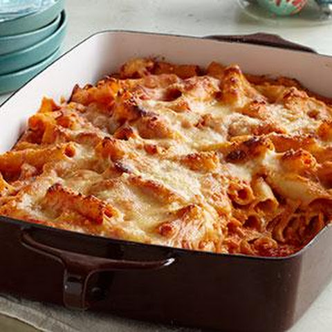 Baked Ziti With Cream Cheese And Sour Cream Recipes | Yummly