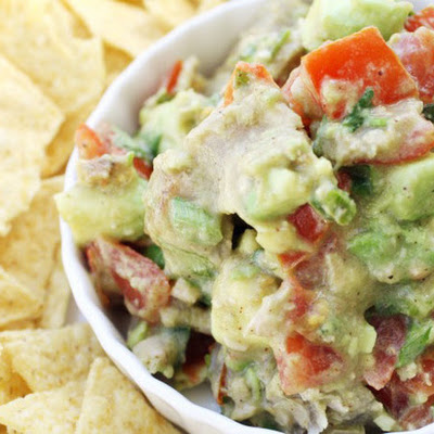 Tuna and Avocado Salsa