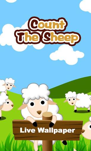 數綿羊 - 河邊