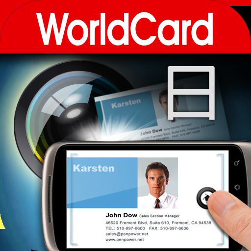 商业のWorldCard Mobile - 名刺認識管理 LOGO-記事Game