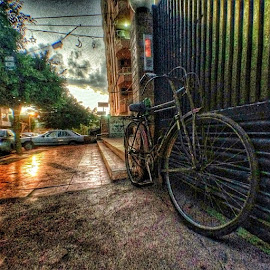 by Ahmad Al-Waqar - Transportation Bicycles ( hdr_shotz, hdr_brunei, hdr_malaysia, hdr_arts, cairo, egypt, sadis, brunika, gf_brunei )