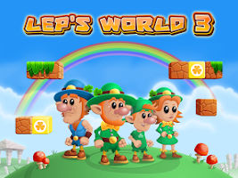 Screenshot of Lep's World 3