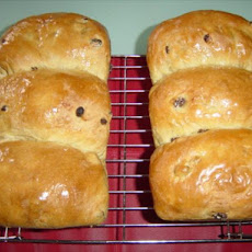 Molasses Raisin Bread