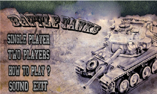 Battle Tank - screenshot