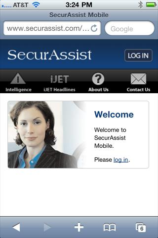 SecurAssist Mobile