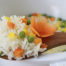 Rice Story by Syi Foodsgarden - Food & Drink Cooking & Baking ( foods, rice, fish, vegetables, cooking,  )
