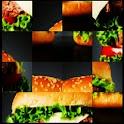 Гамбургер Puzzle icon