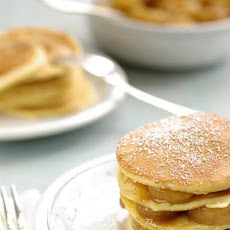 Pancakes With Vanilla Banana (Using an Egg Replacer)