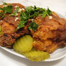 Fried Chicken with New Orleans Confetti