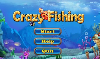 Screenshot of Crazy Fishing(FREE)