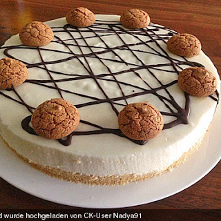Amaretto - Mousse - Cheesecake (ohne backen)