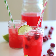 Raspberry Limeade – Low Carb and Gluten Free