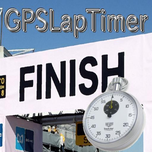 GPS LapTimer LOGO-APP點子