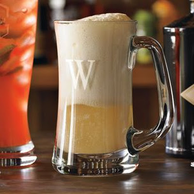 Bourbon Ginger Beer Float