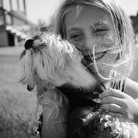 puppy love by Kim Macivor - Novices Only Portraits & People