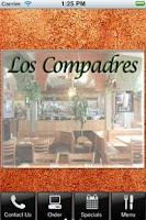 Screenshot of Los Compadres