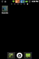 Screenshot of MuteMe(Mute All Sounds)