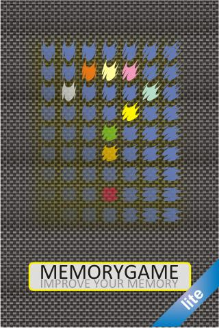 MemoryGame Lite