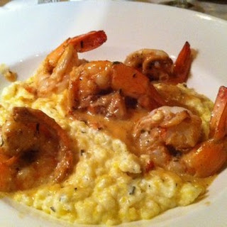 Quick Creole Shrimp and Grits