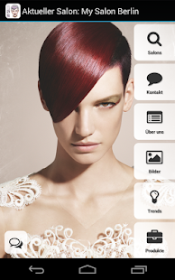 My Salon App EN - screenshot