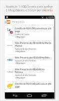 Screenshot of MeSeems - Opinião e Prêmios