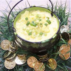 Irish Egg Drop Soup
