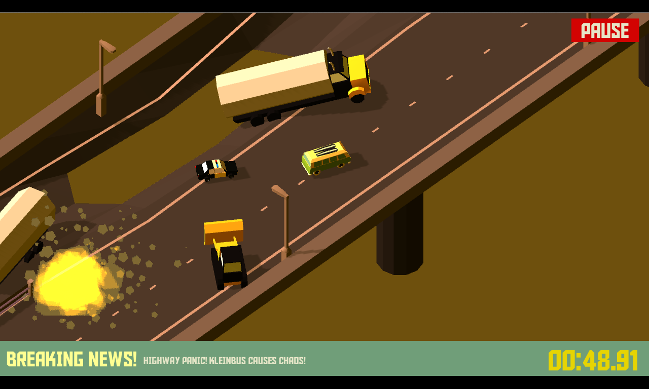 Pako - Car Chase Simulator Screenshot 17