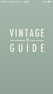 Vintage shop online 2016 - screenshot