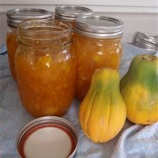 Papaya Jam Recipes