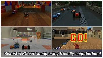 Screenshot of RE-VOLT Classic 3D (Premium)