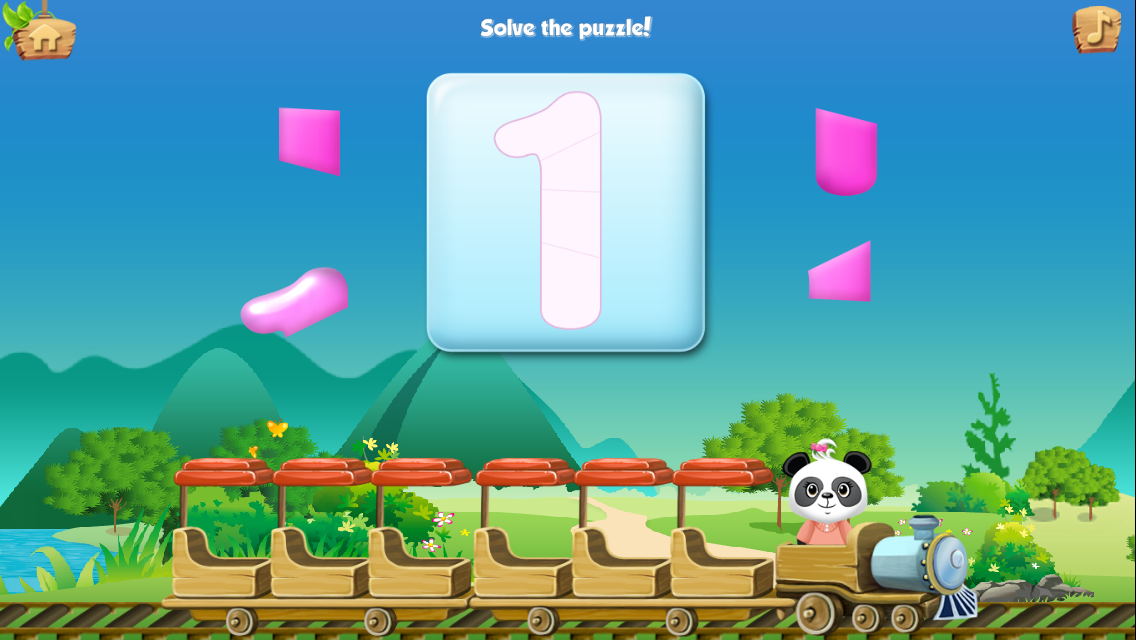 Lola's Math Train Learn Basics Screenshot 6