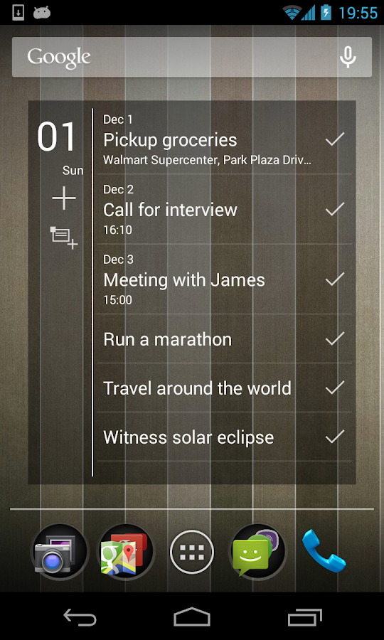 Tudu - Tasks & ToDo list Screenshot 7