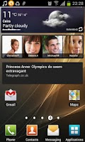 Screenshot of Favorite Contacts Widget Free