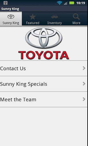 Sunny King Toyota