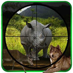 Hunting Jungle Animals 2