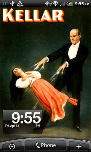 The Magician Live HD Wallpaper