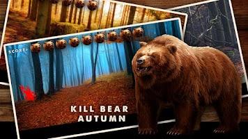 Screenshot of Kill Bear Autumn